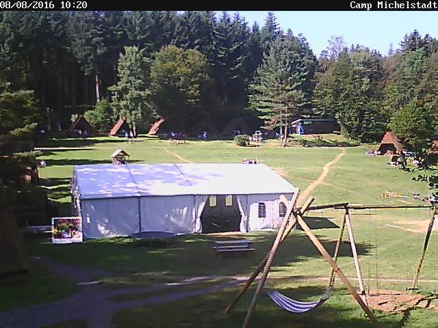 Webcam Camp Michelstadt